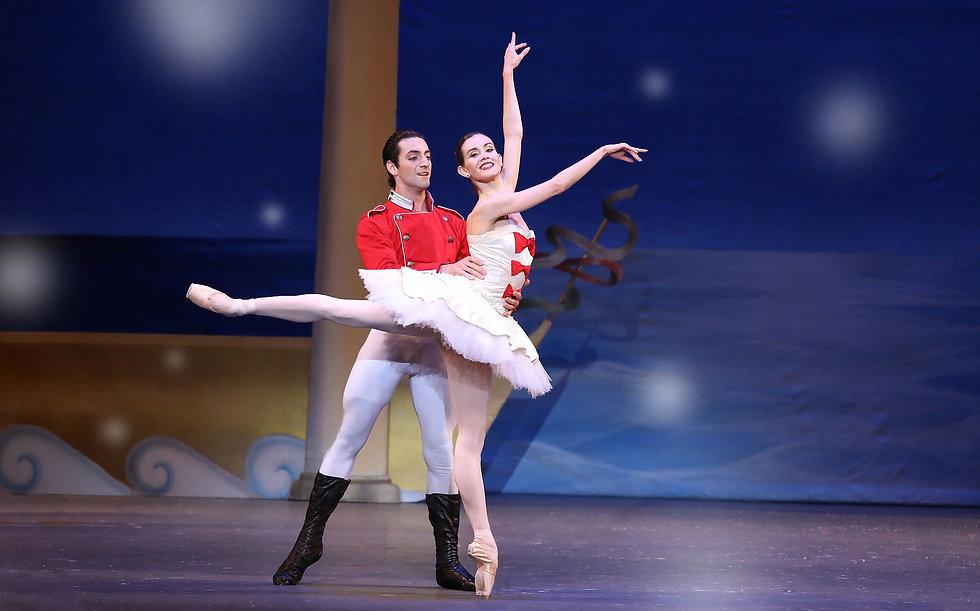TheLos Angeles Ballet's The Nutcracker 2021