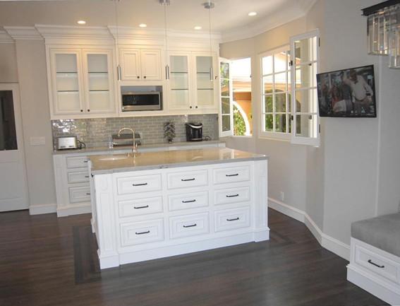 Beverly Hills-Kitchen Remodel