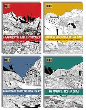 The Understanding China Through Comics Series