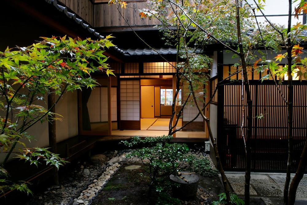 Kyoto Machiya Restaurant Guide ebook