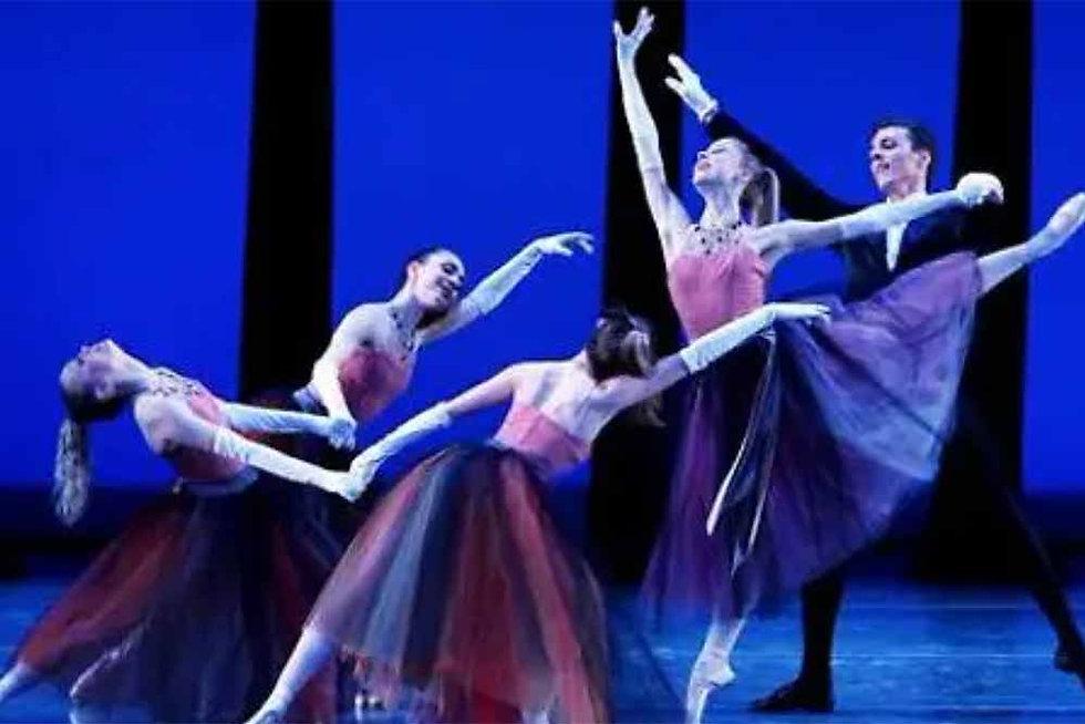 Balanchine Festival Red 2013
