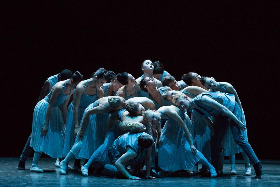 Los Angeles Ballet Meghan Lou World Premiere