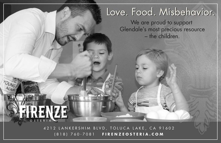Firenze Osteria - Advertising