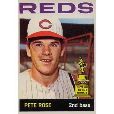 Pete Rose  - 1964 Topps