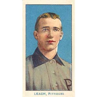Tommy Leach - 1910 Caramel E90-2