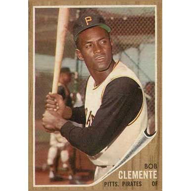 Bob Clemente  - 1962 Topps