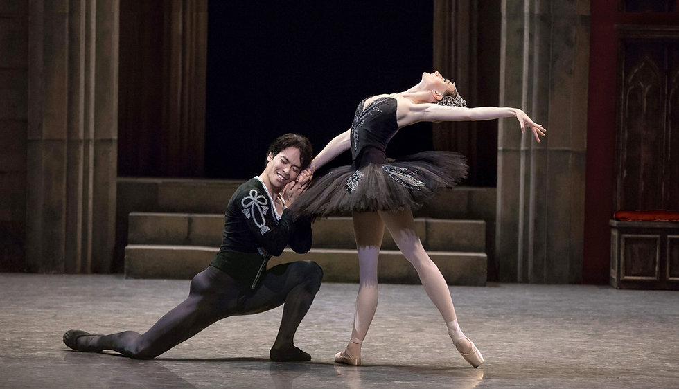 Los Angeles Ballet Swan Lake Noelle Shimizu
