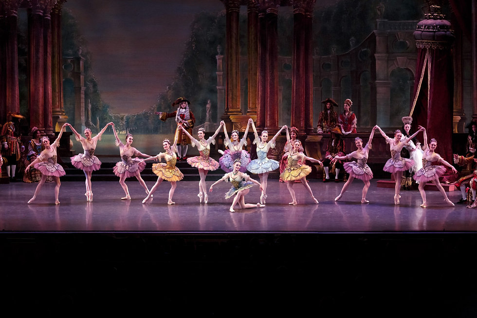 Los Angeles Ballet The Sleeping Beauty Fairies