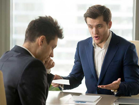 Leaders, Do Not Punish Employees for Doing What You Asked!