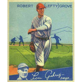 "Robert ""Lefty"" Grove"