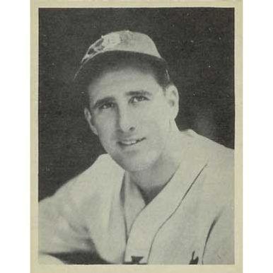 Hank Greenberg    - 1939 Play Ball