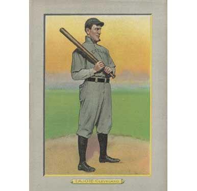 Nap Lajoie - 1910 Tobacco T-3