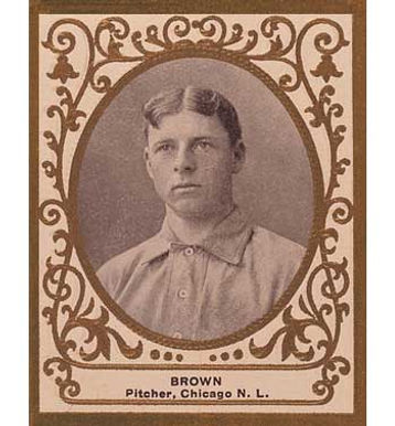 Brown - 1909 Tobacco T-204