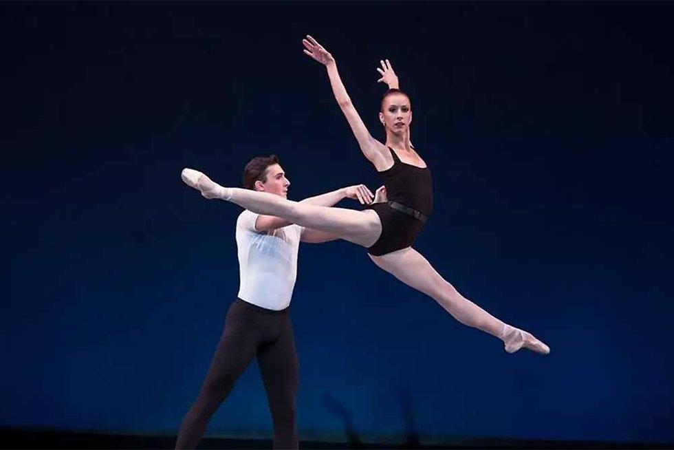 Balanchine Festival Gold 2013