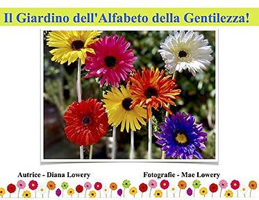 Il Giardino dell'Alfabeto della Gentilezza!