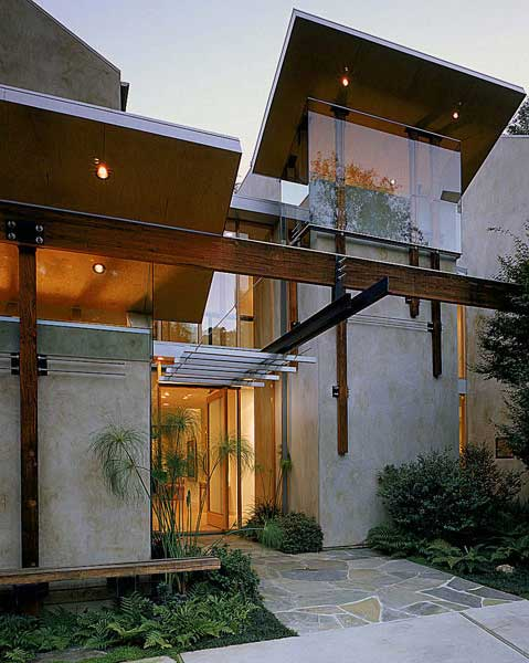 Hillside Retreat