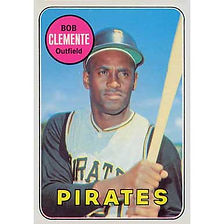 Bob Clemente - 1969 Topps