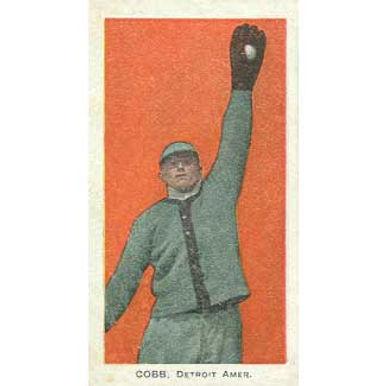 Ty Cobb - 1908 Caramel E93
