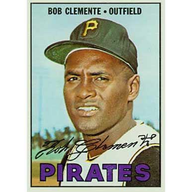 Bob Clemente - 1967 Topps