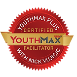 YMPlus_CertFacilitator_seal_gold_ribbon_