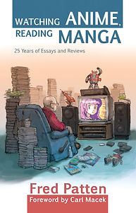 Watching Anime, Reading Manga