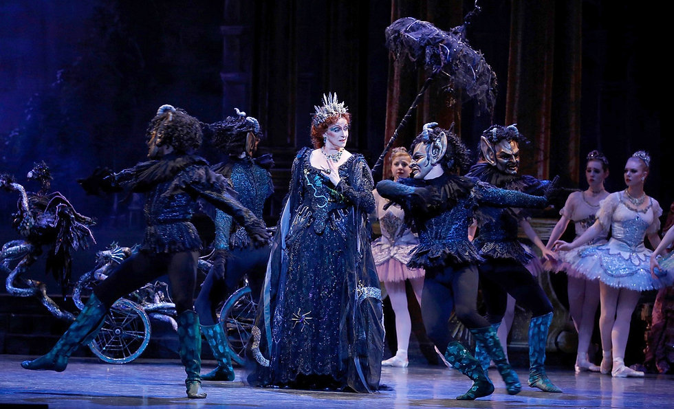 Los Angeles Ballet's The Sleeping Beauty 2022 Performance