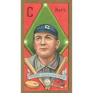Cy Young - 1911 Tobacco T-205