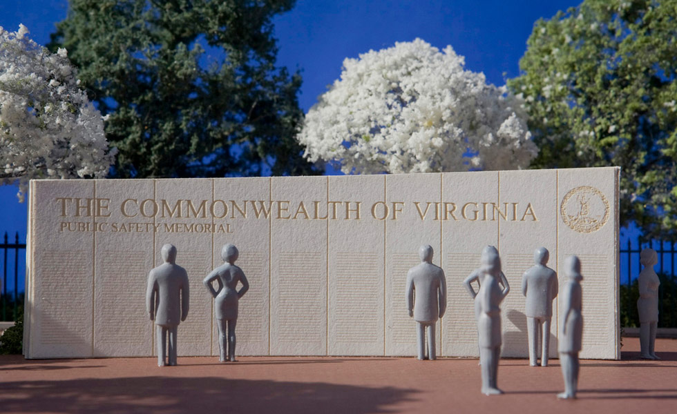 Virginia Public Safety Memorial