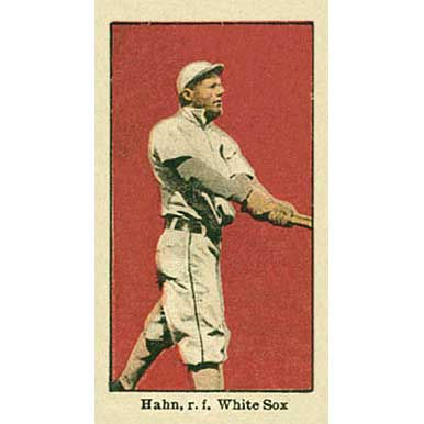 Ed Hahn - 1910 Caramel E90-3