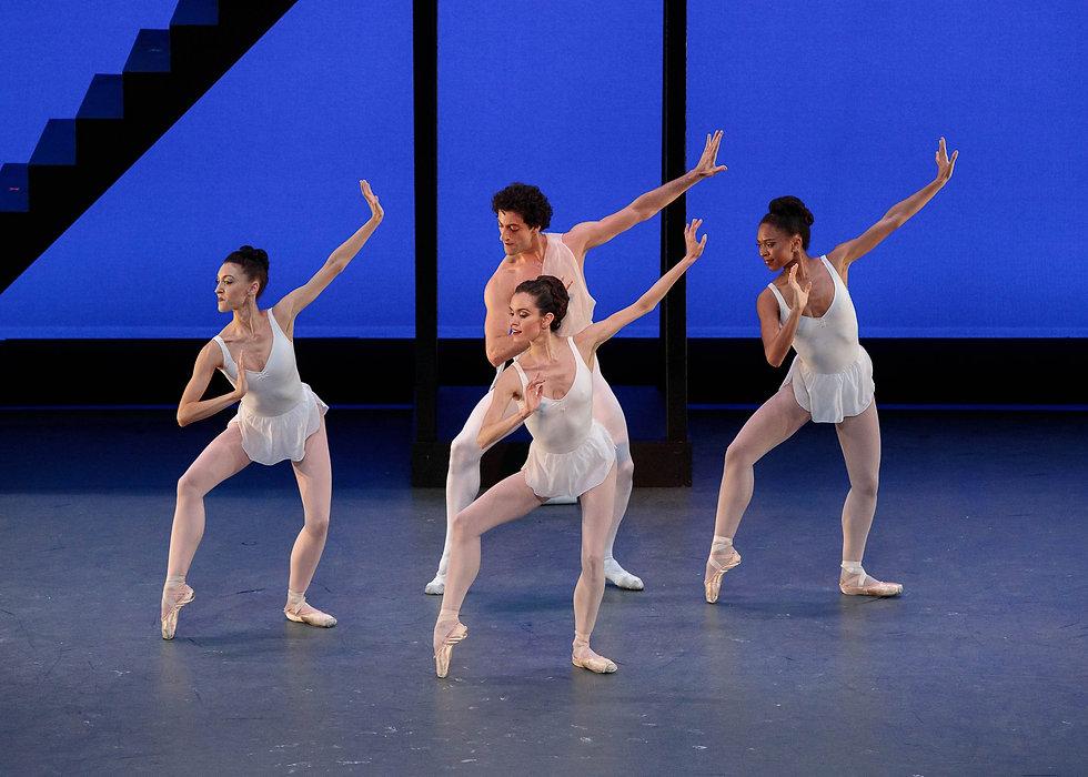 Los Angeles Ballet's Bloom 2022 Performance