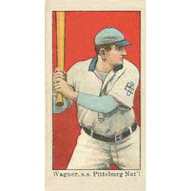 Honus Wagner  - 1908 Caramel E102