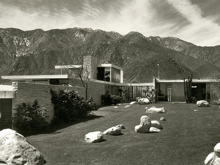 Join Lisa at Palm Springs Modernism Week