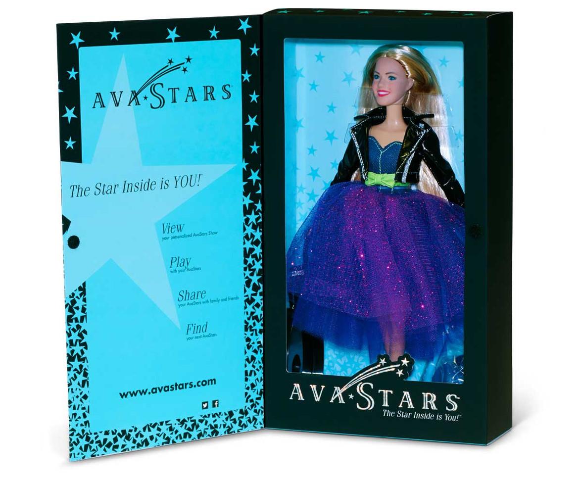 Avastars - Packaging (Open)