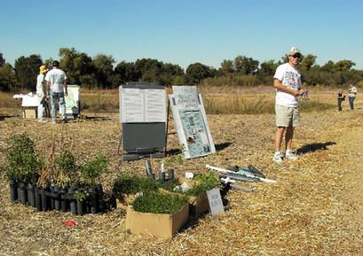 Support the Habitat Restoration