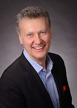 Dave Caperton Headshot for Meeting Planners