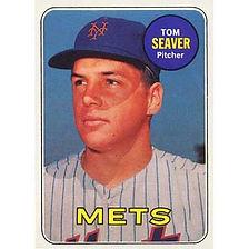 Tom Seaver - 1969 Topps
