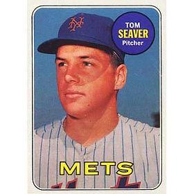1969 Topps Baseball Cards