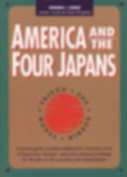 America and the Four Japans