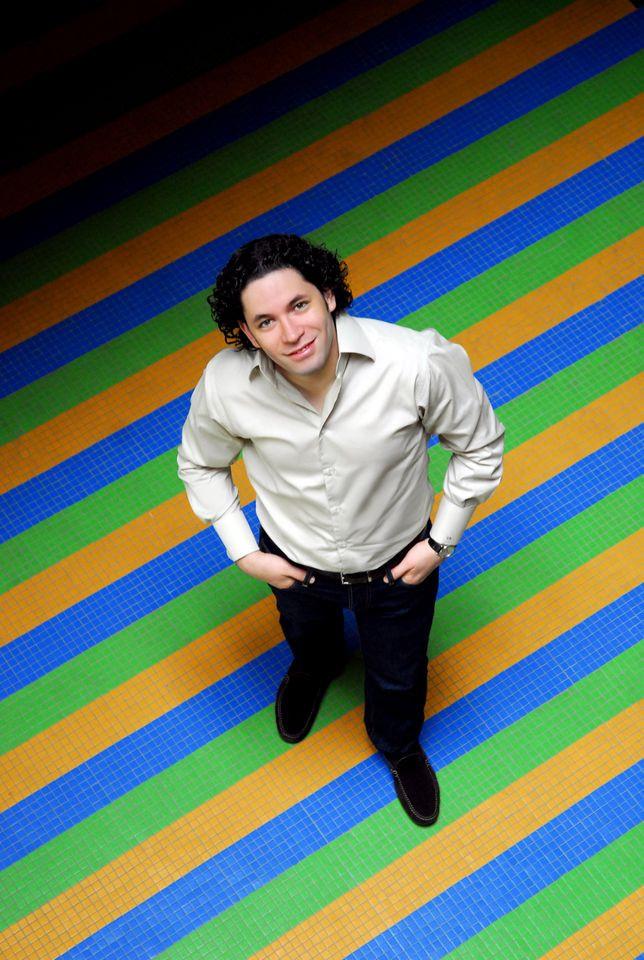 Maestro Gustavo Dudamel