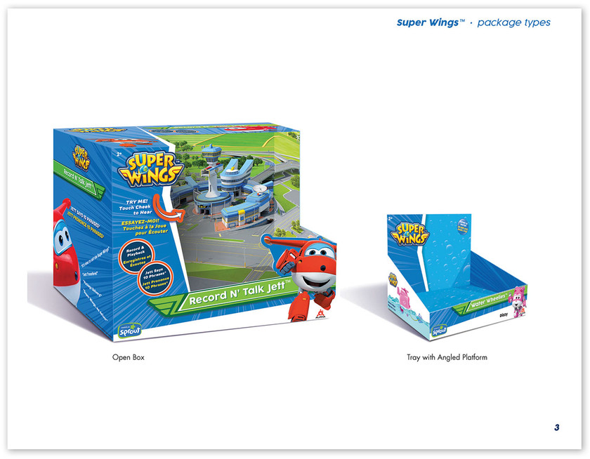 SuperWings - Style Guide