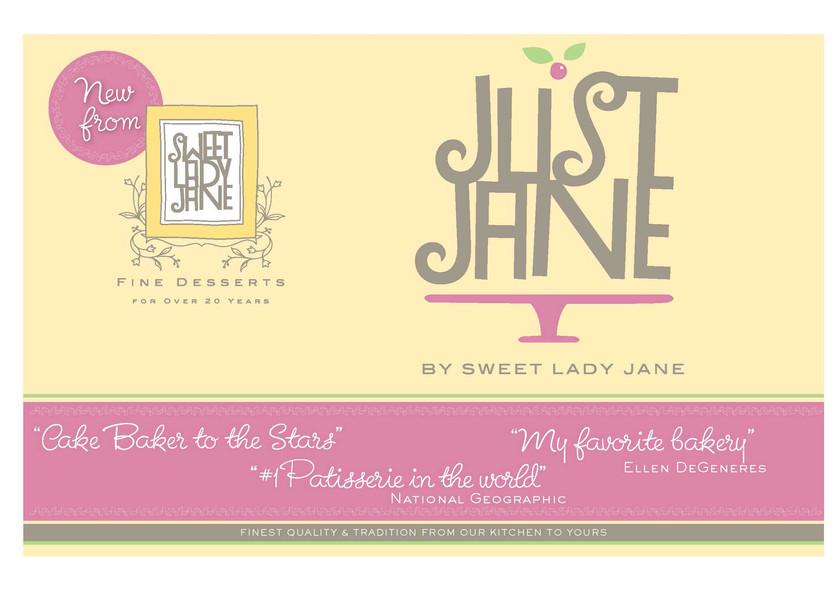 Sweet Lady Jane - POS