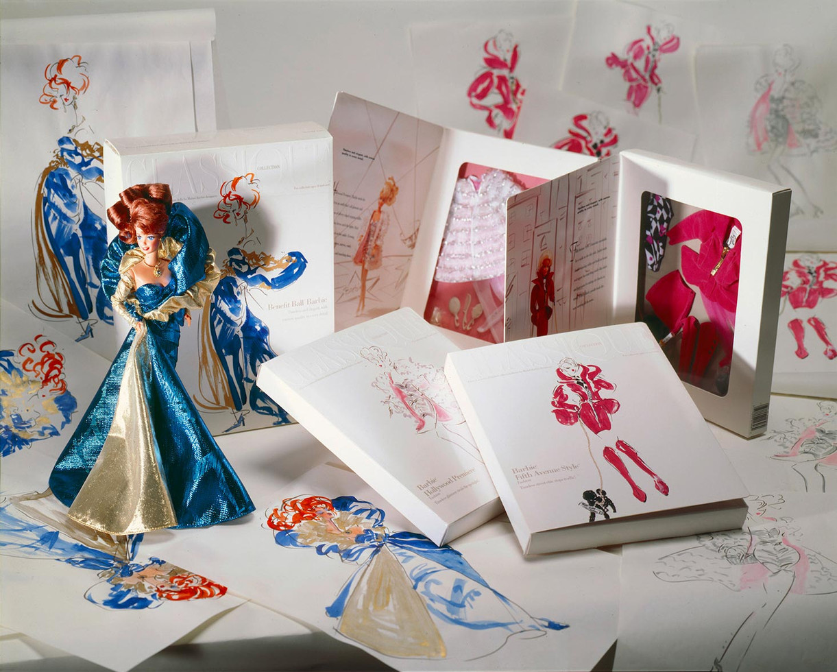 Barbie - Collectible Packaging