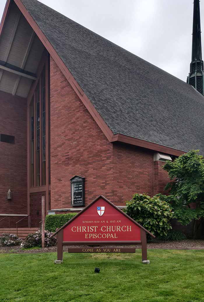 Christ Episcopal Church, Alameda