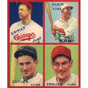 1935 Cubs