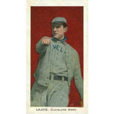 Nap Lajoie - 1908 Caramel E93