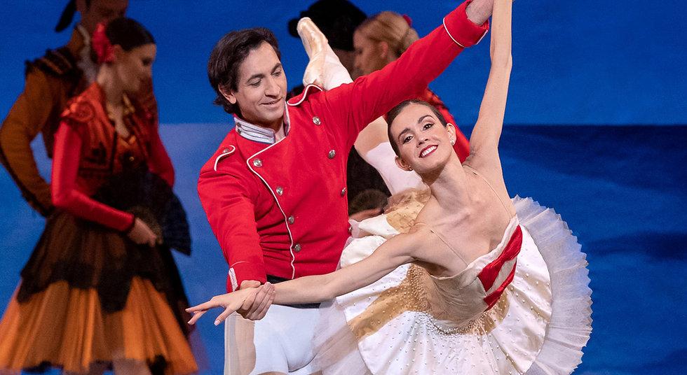 Los Angeles Ballet The Nutcracker Conti Sargsyan