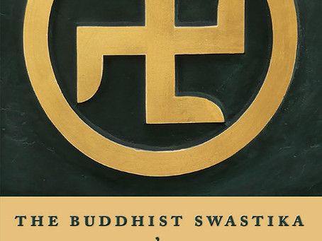 The Association of Jewish Libraries reviews 'The Buddhist Swastika and Hitler's Cross'