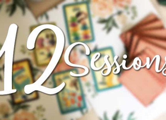(12) 30-Minute Tarot & Spiritual Advising