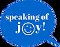 Speaking of Joy Testimonial