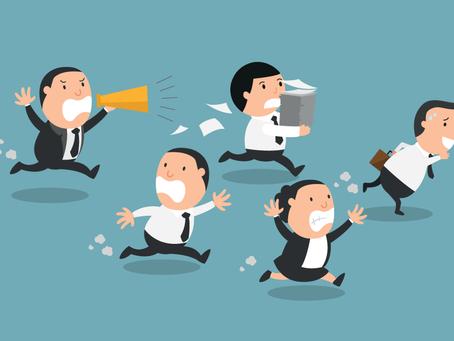 Five Behaviors to Drive Employees away!
